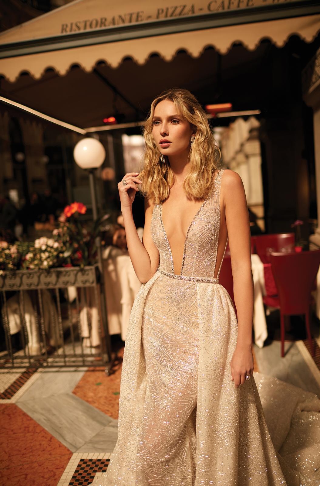Svadobné šaty jar/leto 2020 BERTA Miláno - Obrázok č. 24