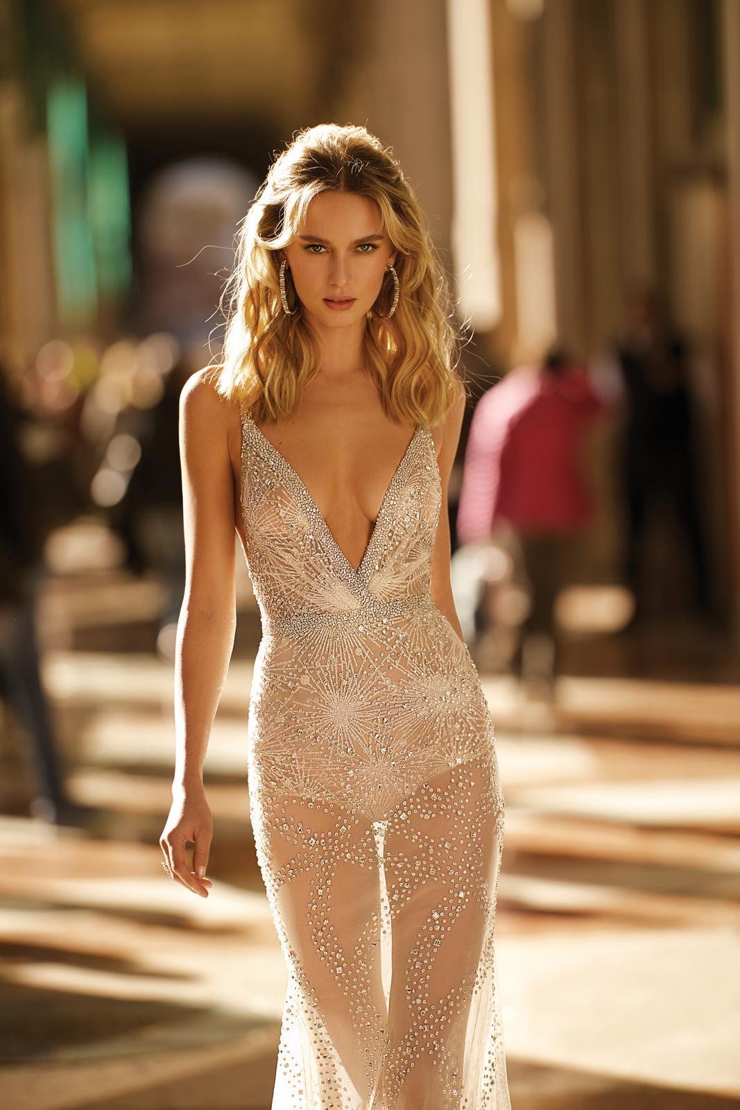 Svadobné šaty jar/leto 2020 BERTA Miláno - Obrázok č. 25