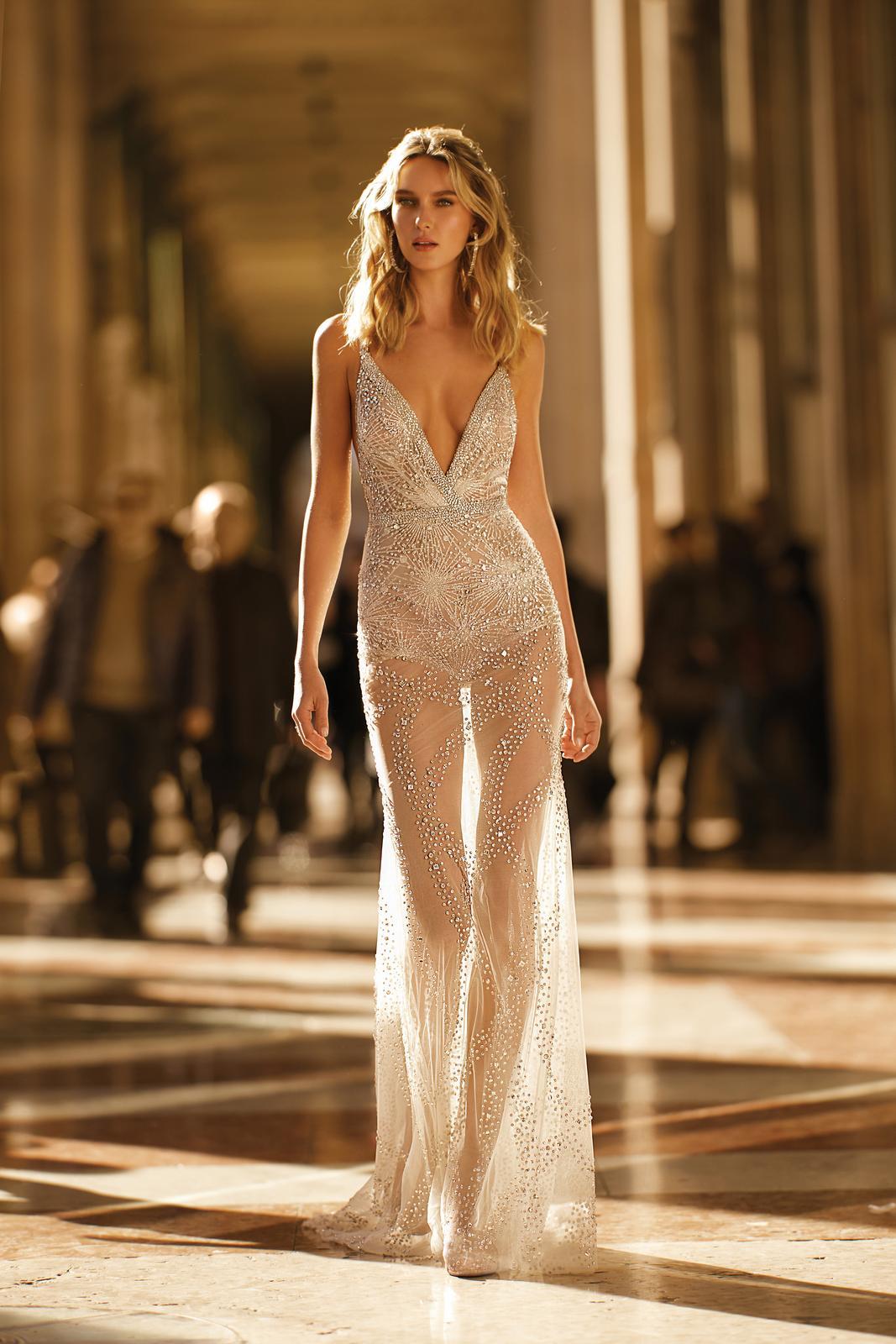 Svadobné šaty jar/leto 2020 BERTA Miláno - Obrázok č. 26