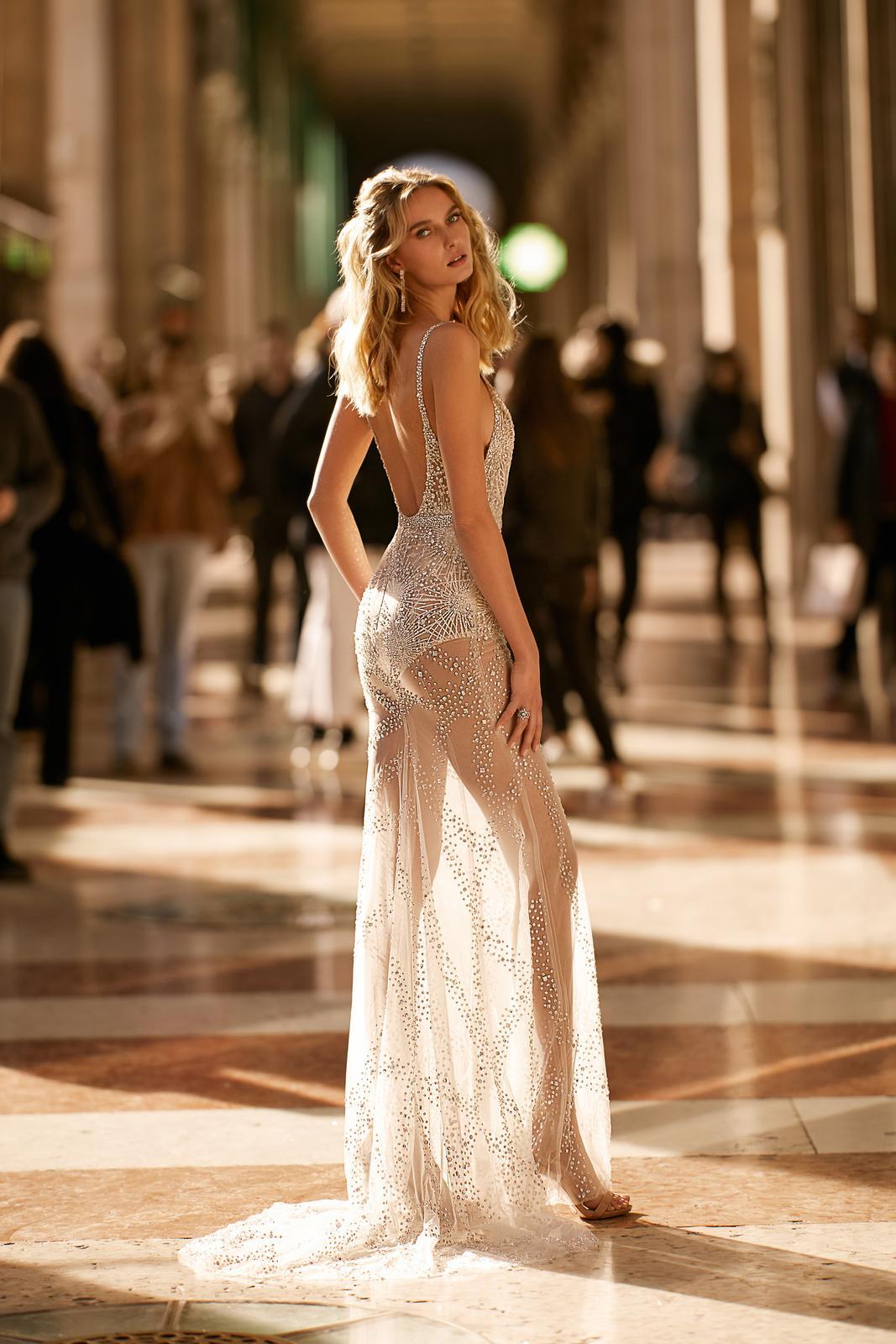 Svadobné šaty jar/leto 2020 BERTA Miláno - Obrázok č. 27