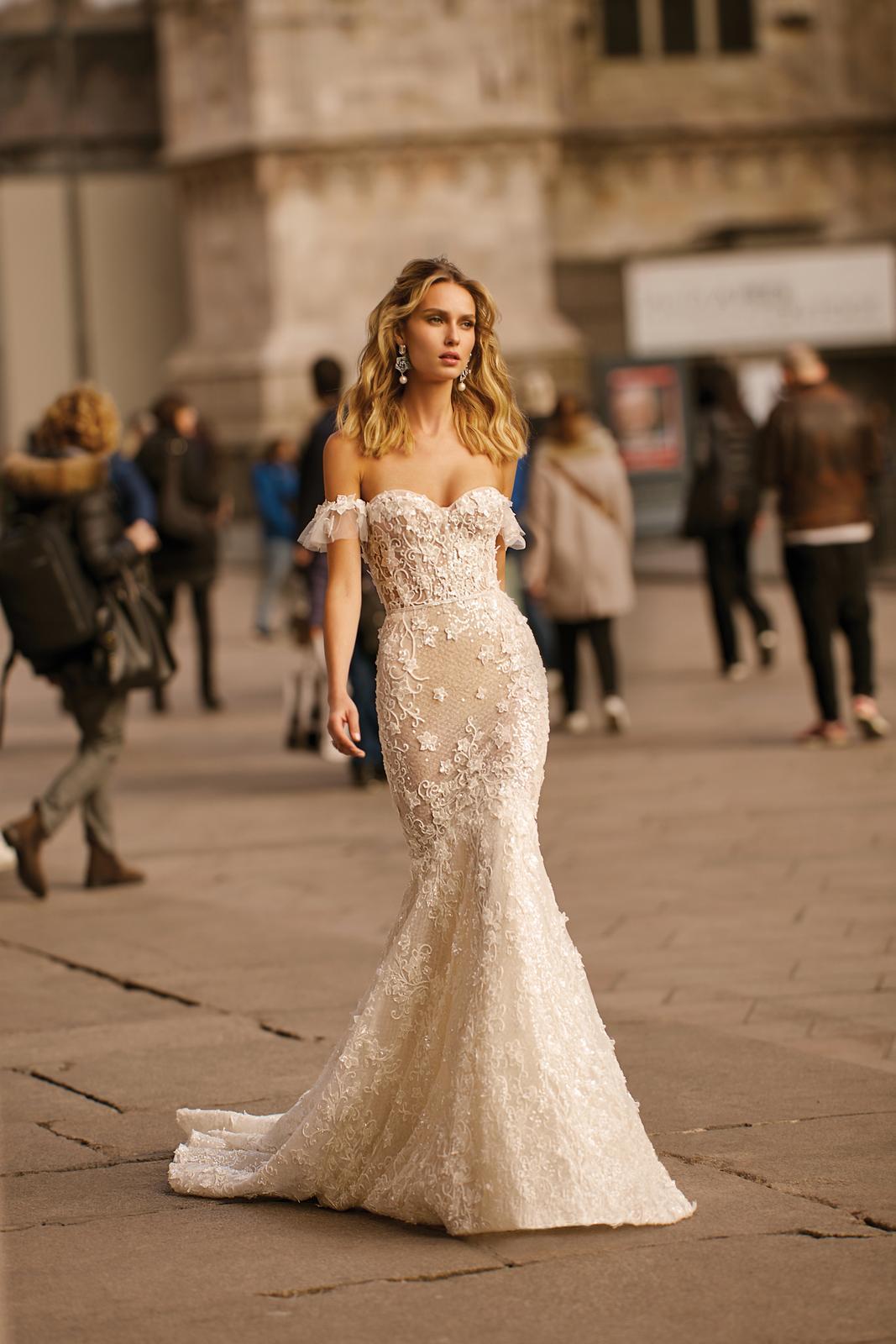Svadobné šaty jar/leto 2020 BERTA Miláno - Obrázok č. 28