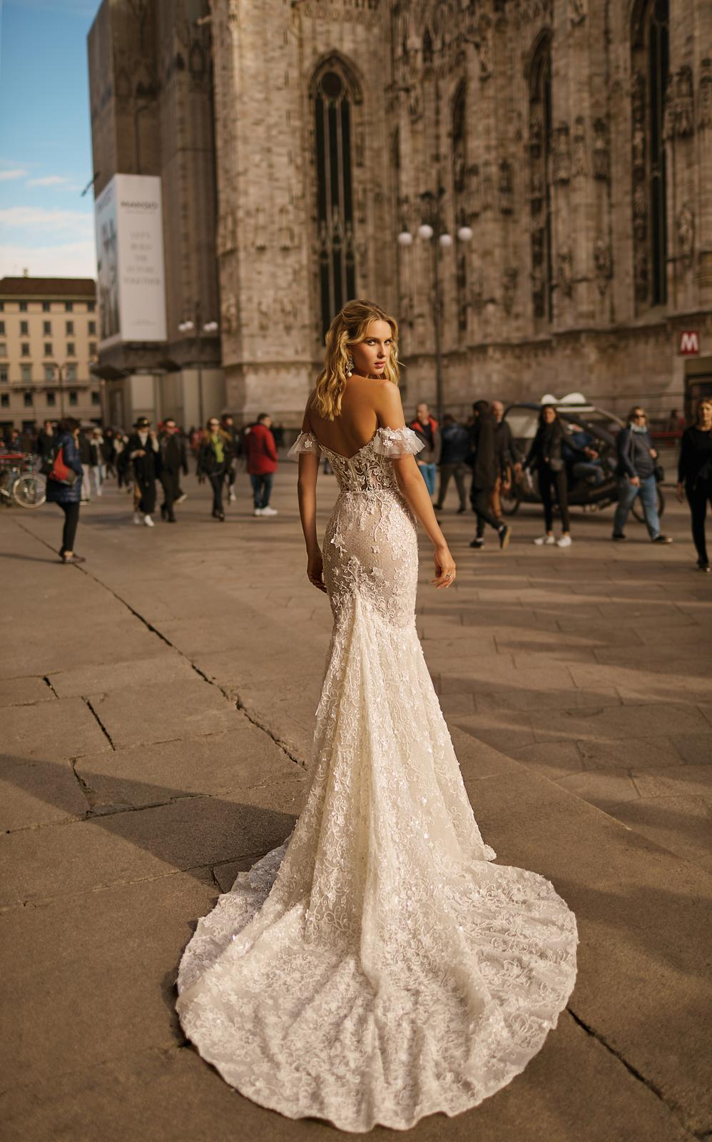 Svadobné šaty jar/leto 2020 BERTA Miláno - Obrázok č. 29