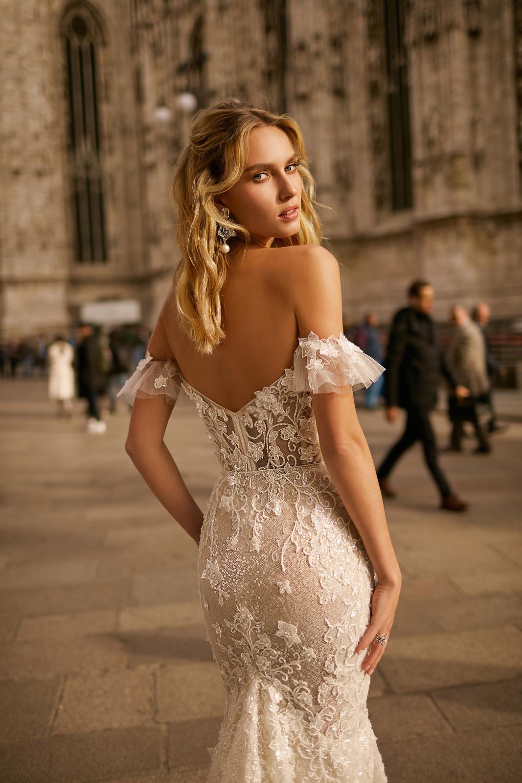 Svadobné šaty jar/leto 2020 BERTA Miláno - Obrázok č. 30