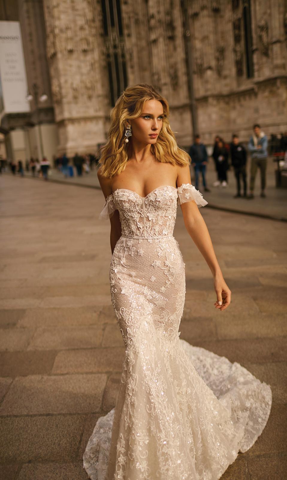Svadobné šaty jar/leto 2020 BERTA Miláno - Obrázok č. 31