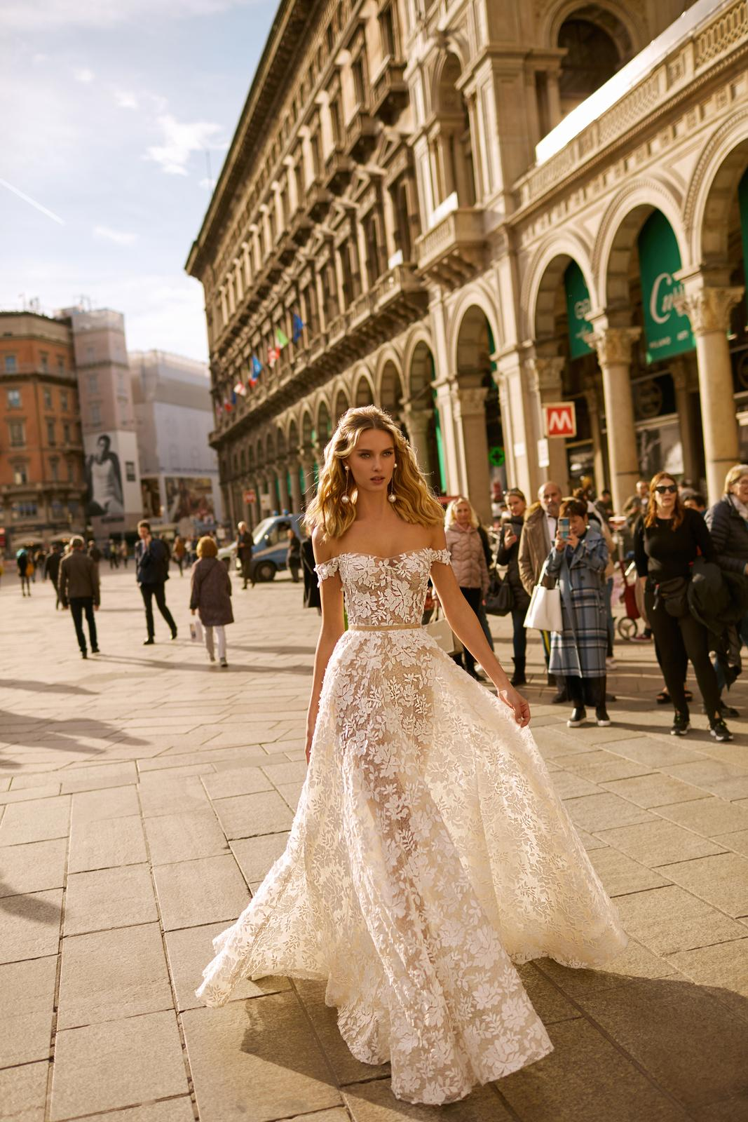 Svadobné šaty jar/leto 2020 BERTA Miláno - Obrázok č. 32