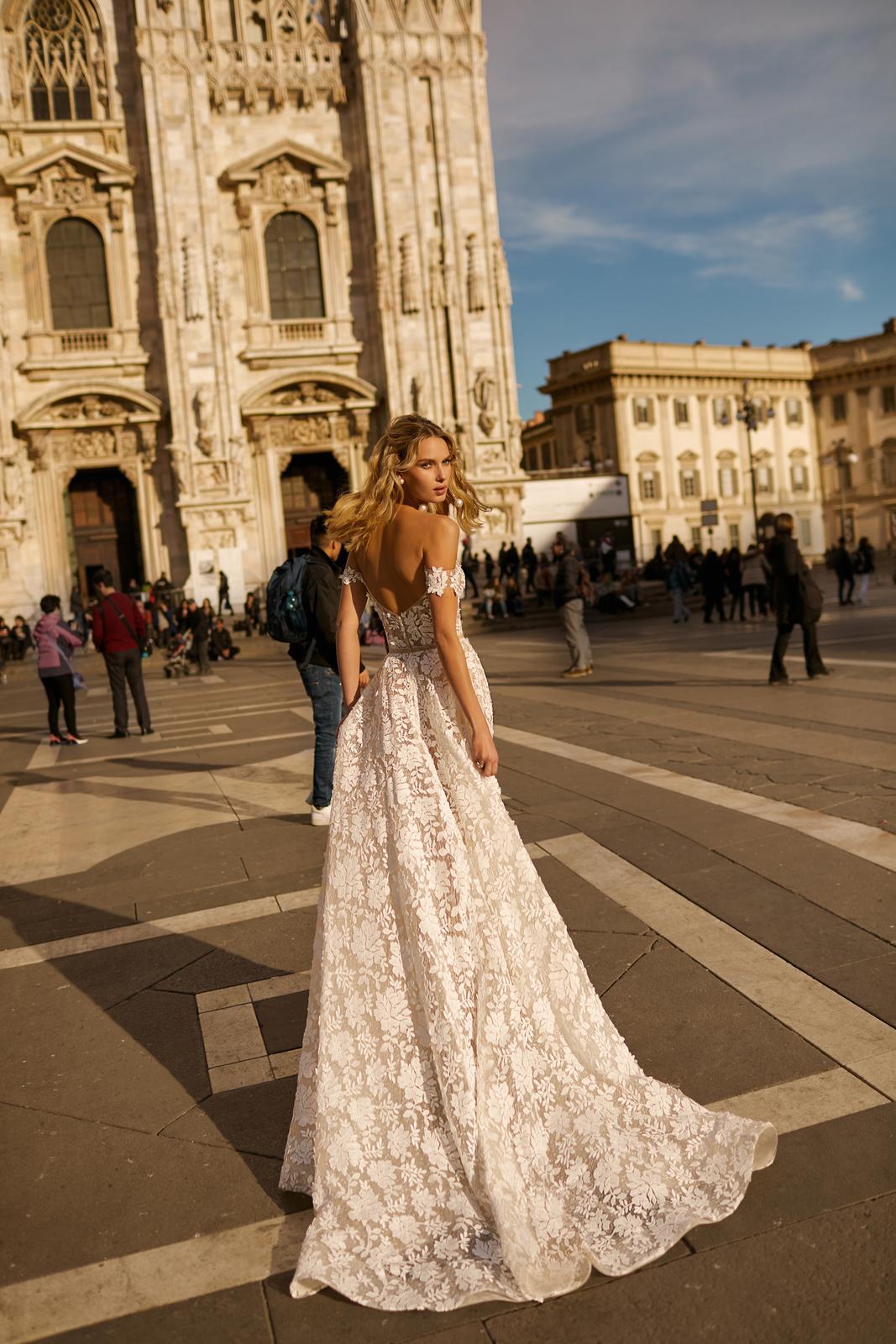 Svadobné šaty jar/leto 2020 BERTA Miláno - Obrázok č. 34