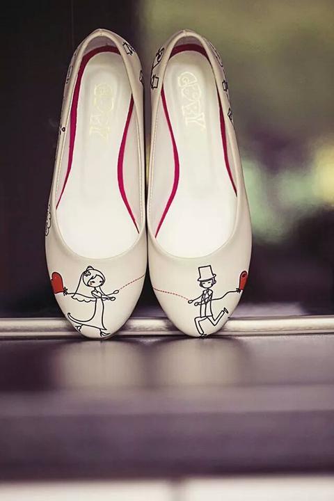 Svadobné topánky neviest z Mojej svadby - Obrázok č. 30
