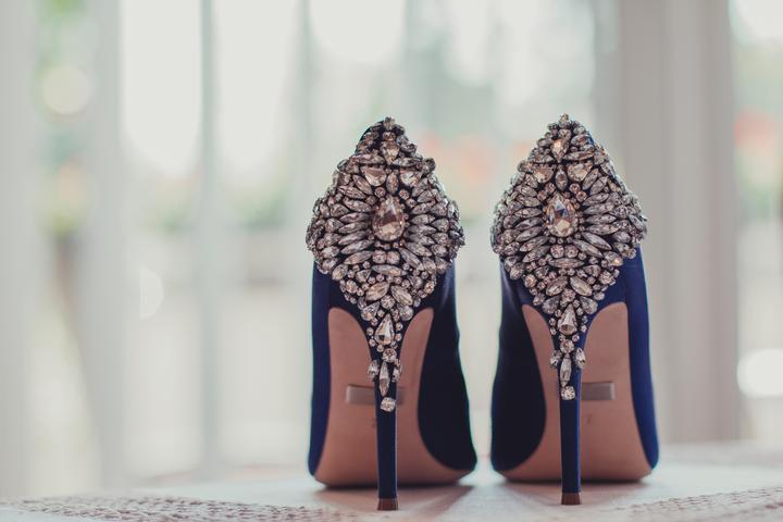 Svadobné topánky neviest z Mojej svadby - Obrázok č. 32