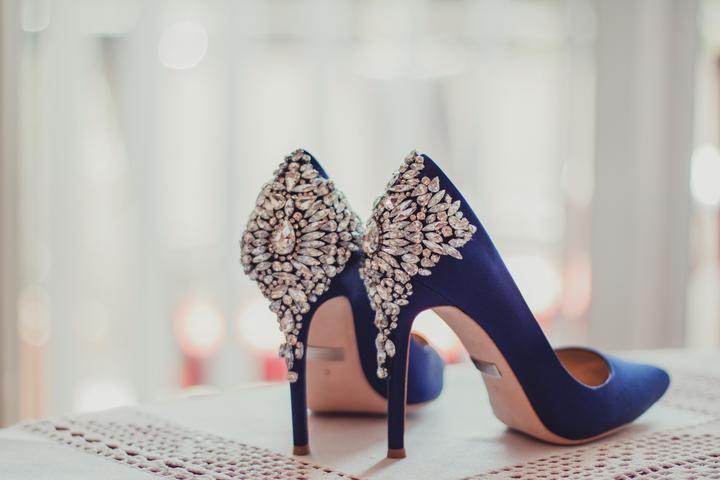Svadobné topánky neviest z Mojej svadby - Obrázok č. 33