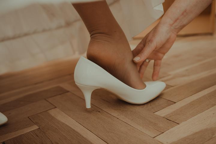 Svadobné topánky neviest z Mojej svadby - Obrázok č. 38