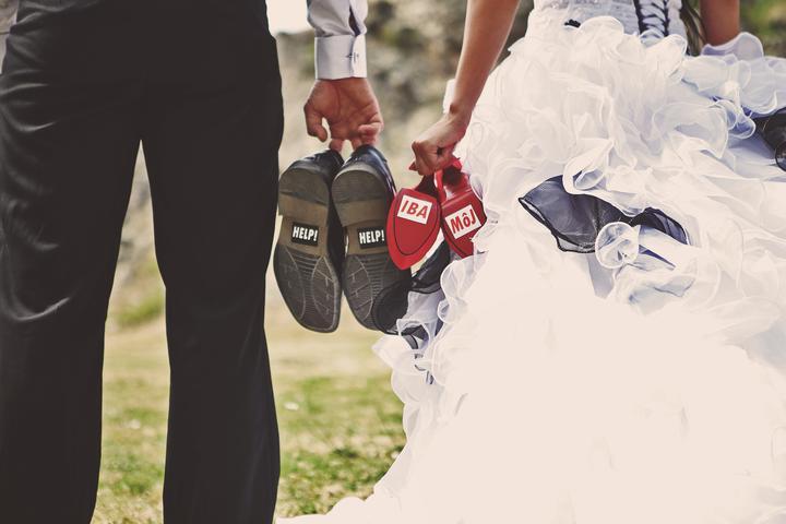 Svadobné topánky neviest z Mojej svadby - Obrázok č. 43