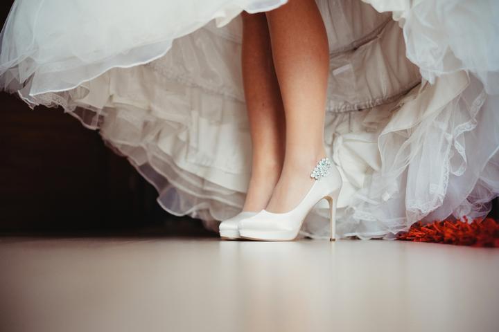 Svadobné topánky neviest z Mojej svadby - Obrázok č. 44