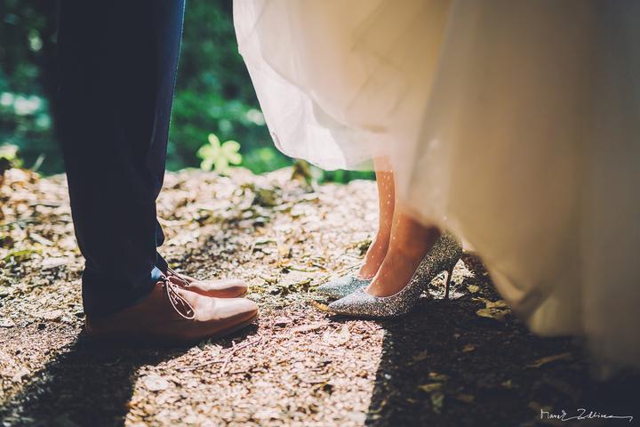 Svadobné topánky neviest z Mojej svadby - Obrázok č. 45