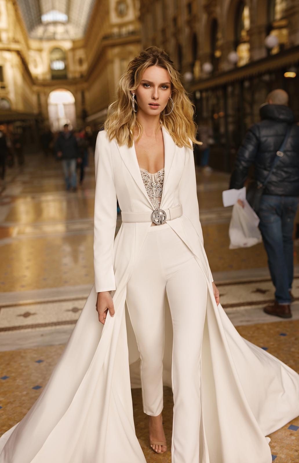 Svadobné šaty jar/leto 2020 BERTA Miláno - Obrázok č. 43