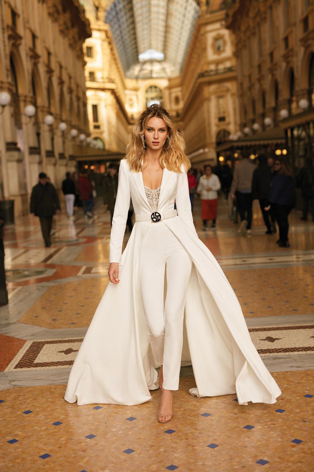 Svadobné šaty jar/leto 2020 BERTA Miláno - Obrázok č. 44
