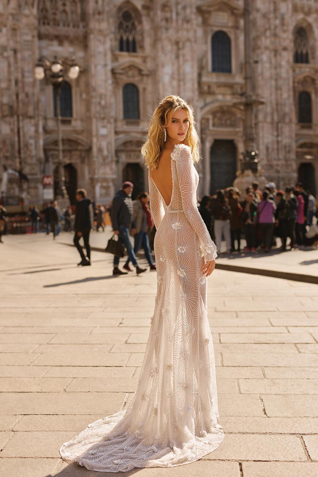 Svadobné šaty jar/leto 2020 BERTA Miláno - Obrázok č. 47