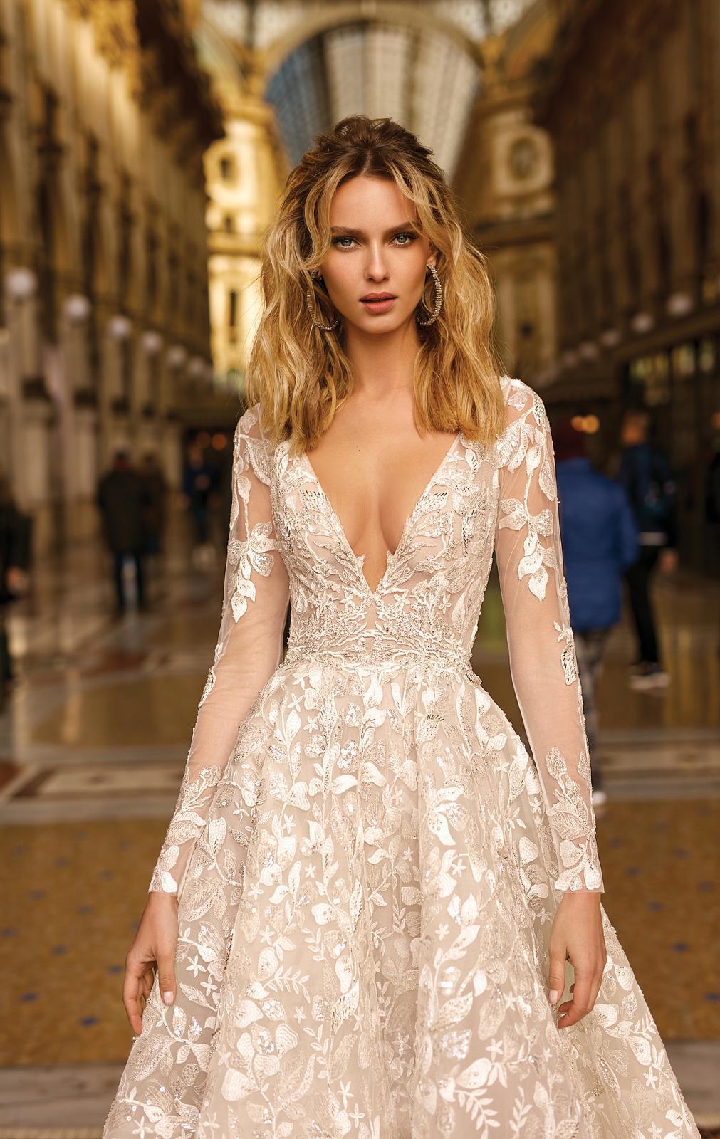 Svadobné šaty jar/leto 2020 BERTA Miláno - Obrázok č. 48
