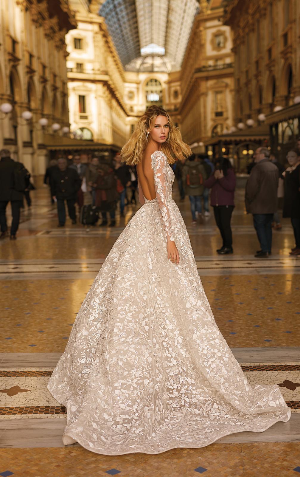 Svadobné šaty jar/leto 2020 BERTA Miláno - Obrázok č. 50