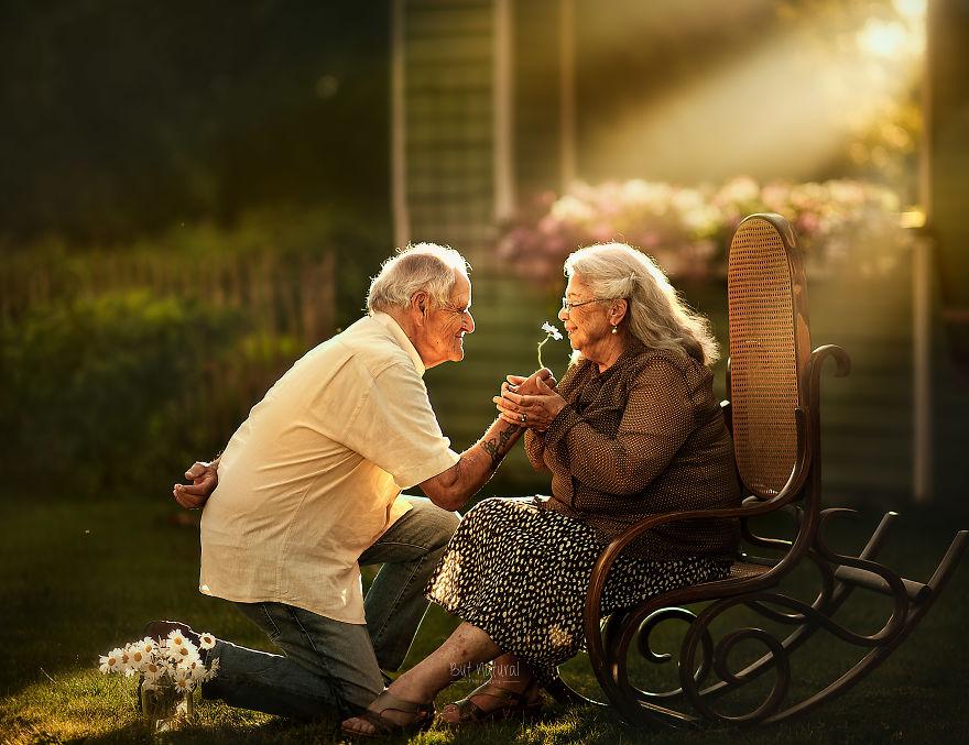 Láska kvitne v každom veku - Obrázok č. 1