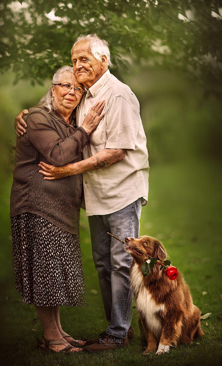 Láska kvitne v každom veku - Obrázok č. 3