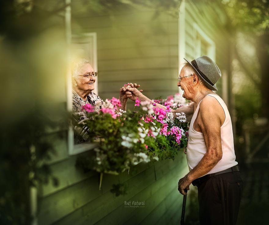 Láska kvitne v každom veku - Obrázok č. 5