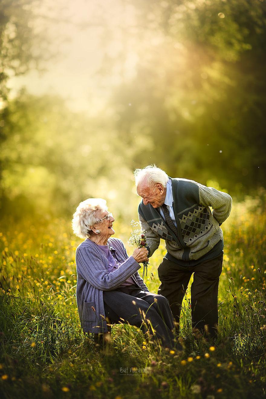 Láska kvitne v každom veku - Obrázok č. 9