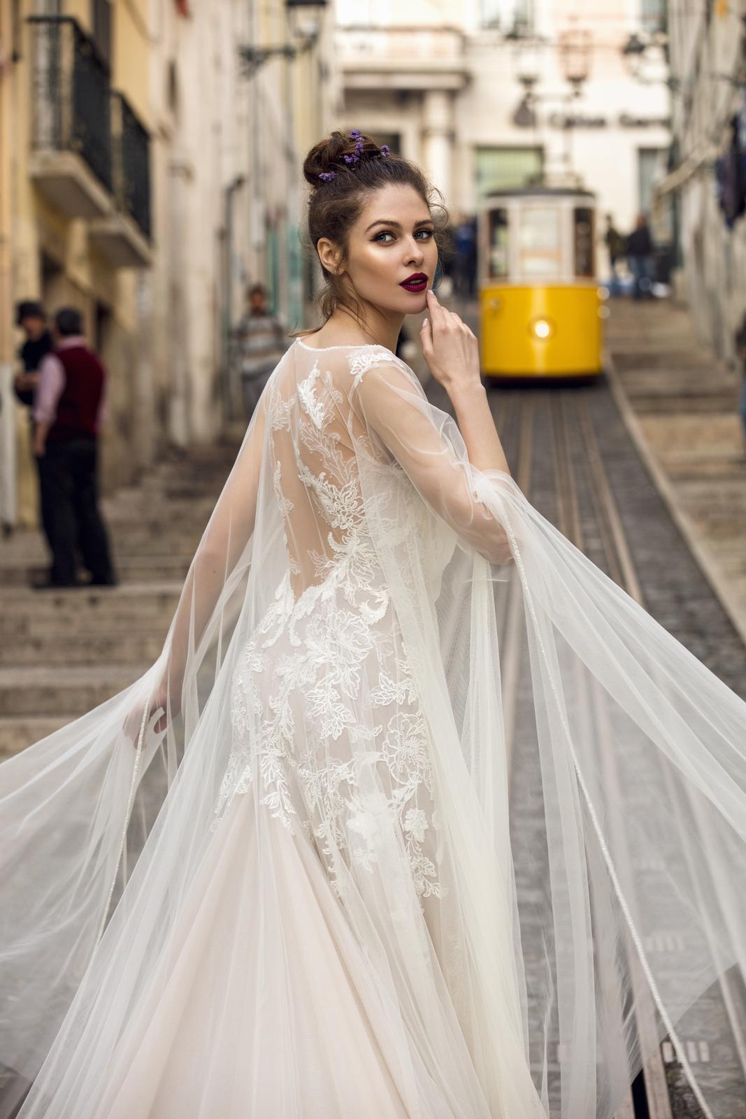 Svadobné šaty Innocentia inšpirované Lisabonom - Obrázok č. 1