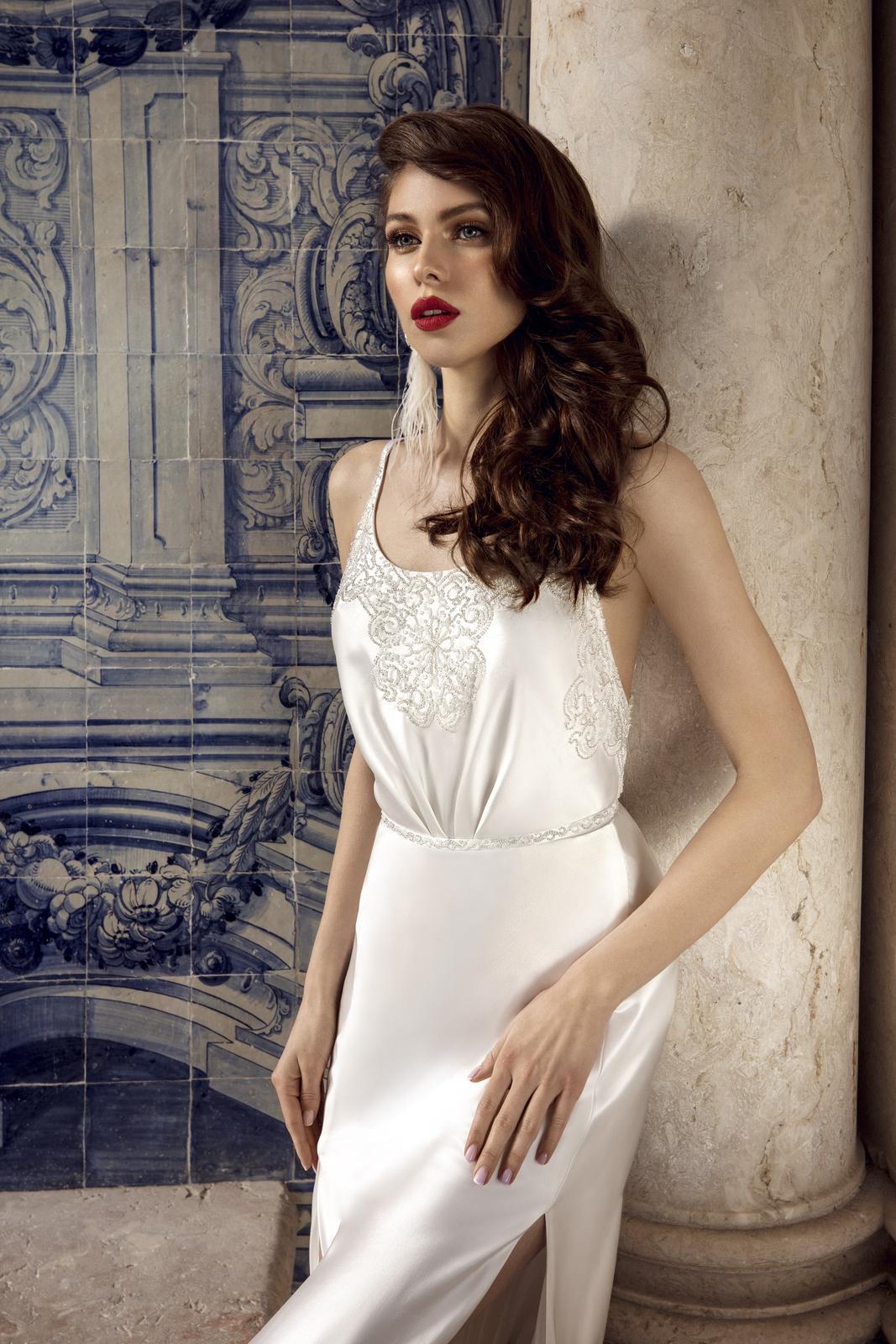 Svadobné šaty Innocentia inšpirované Lisabonom - Obrázok č. 11