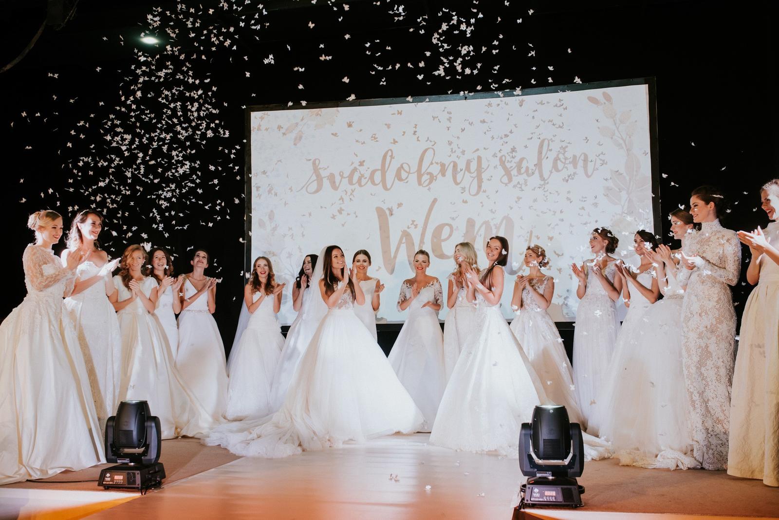 Na akých svadobných výstavách ste tento rok boli? A na aké sa chystáte? Ešte stále dve z nich stíhate! ⬇️⬇️⬇️ https://mojasvadba.zoznam.sk/svadobne-vystavy-a-veltrhy-2019/ - Obrázok č. 1