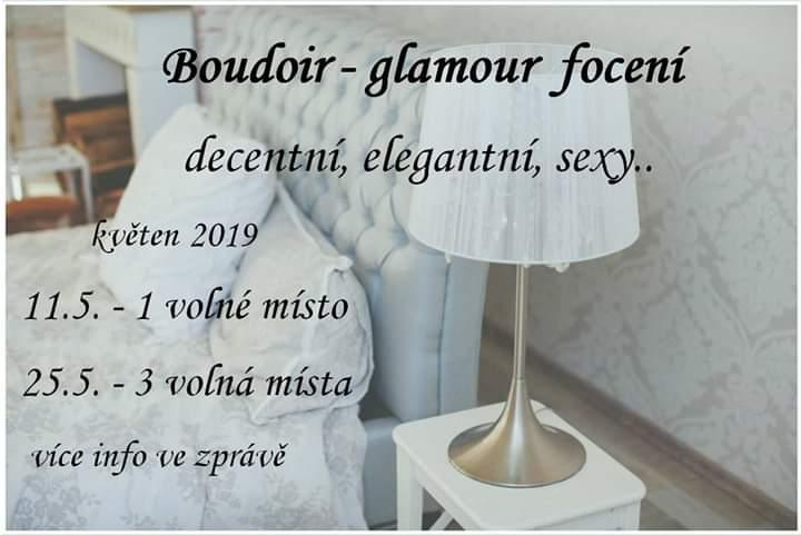 Boudoir - glamour předsvatební focení. - Obrázek č. 1