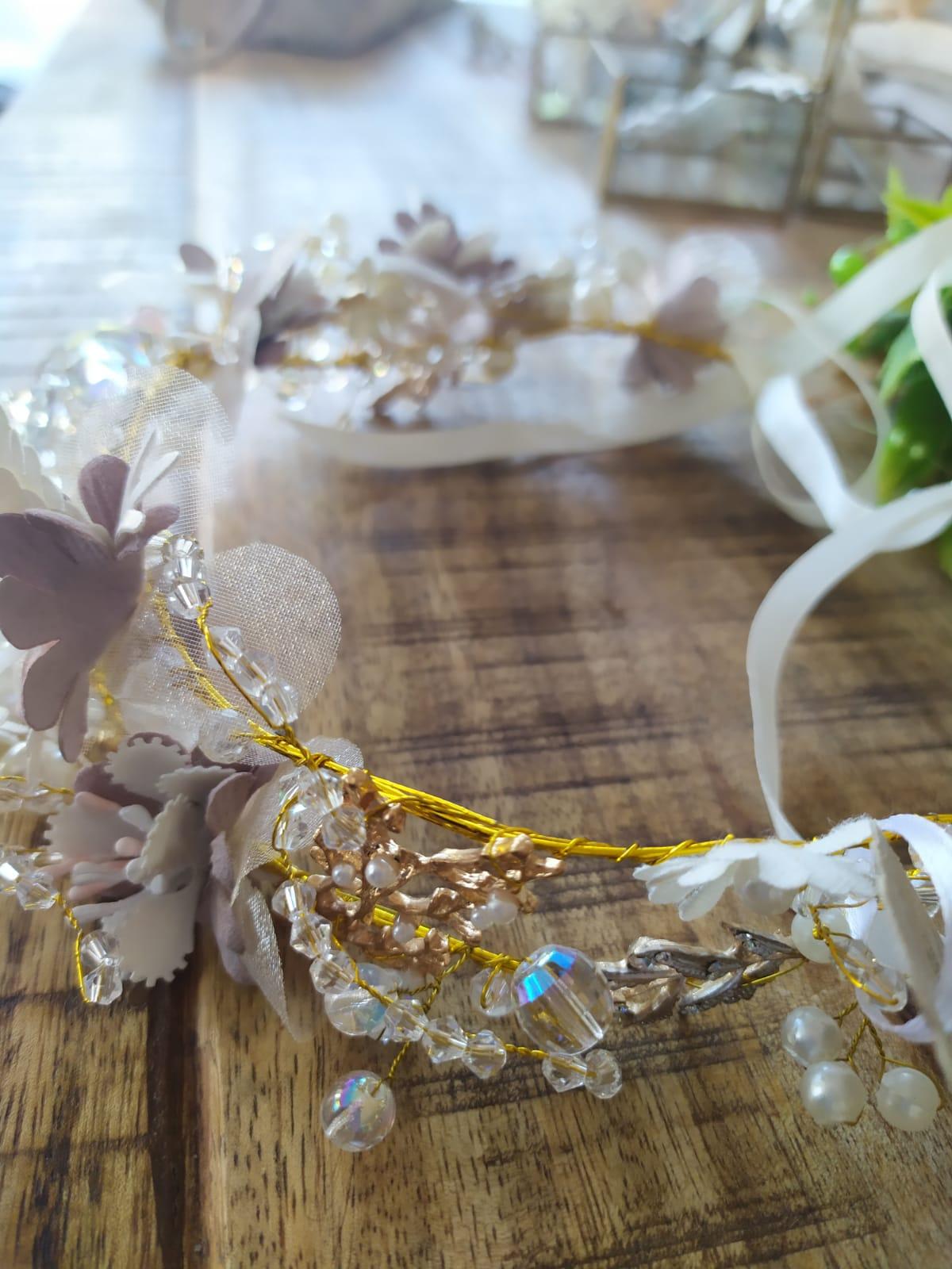 Svadobné doplnky - Handmade - výroba