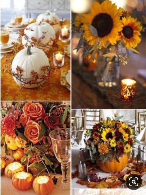 Čierna na svadbe - svadba sa bude niesť v jesennom duchu ..tekvice ,lístie farby jesene