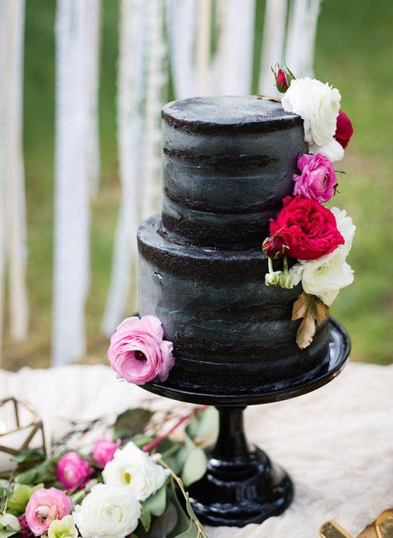 Čierna na svadbe - nakoniec bude táto :) zápich hore bude z aliexpress