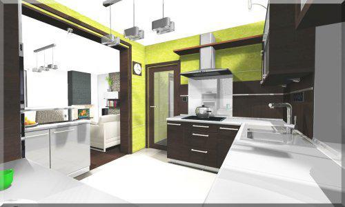 Domček vizualizácia - Obrázok č. 2