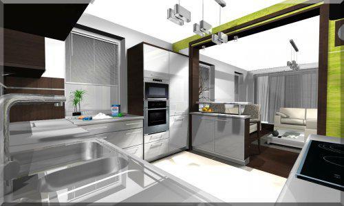 Domček vizualizácia - Obrázok č. 3