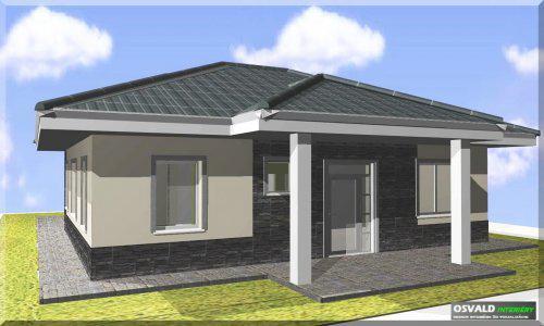 Domček vizualizácia - Obrázok č. 43