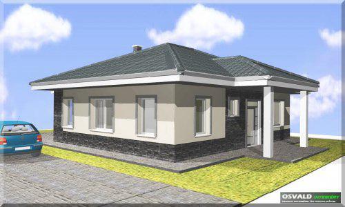 Domček vizualizácia - Obrázok č. 44