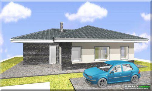 Domček vizualizácia - Obrázok č. 45