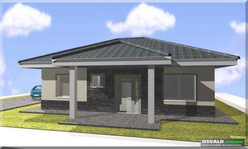 Domček vizualizácia - Obrázok č. 46