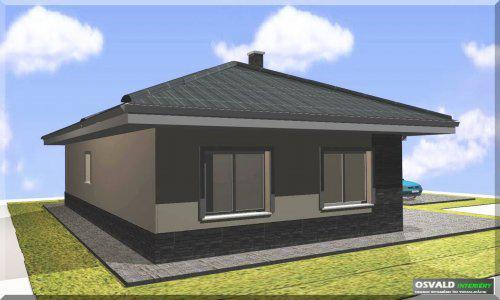 Domček vizualizácia - Obrázok č. 49