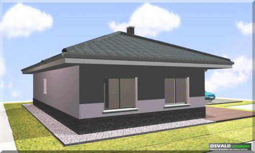 Domček vizualizácia - Obrázok č. 26