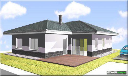 Domček vizualizácia - Obrázok č. 27