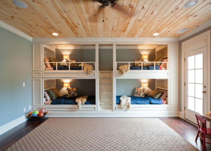 Detska izba pre viac deti - Obrázok č. 1