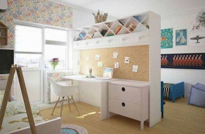 Detska izba pre viac deti - Obrázok č. 6