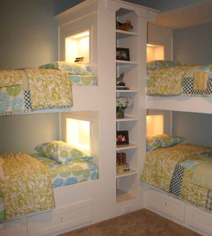 Detska izba pre viac deti - Obrázok č. 4