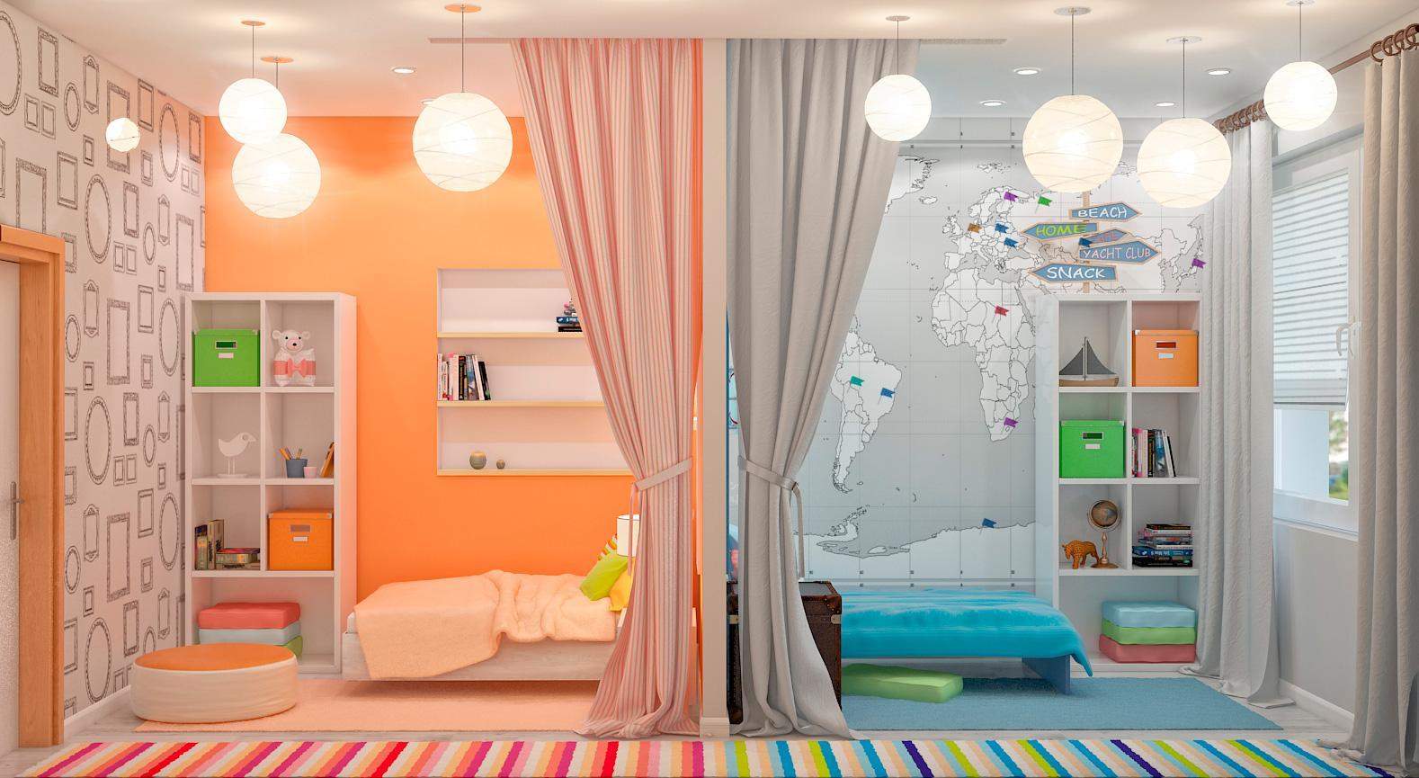 Detska izba pre viac deti - Obrázok č. 9