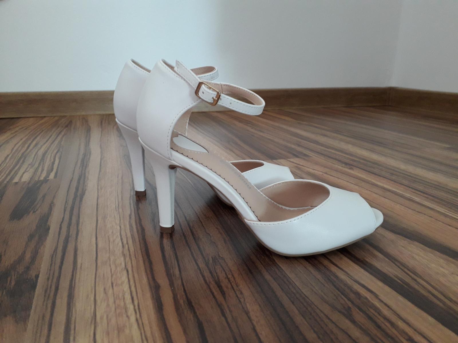 Spoločenské topánky - Obrázok č. 3