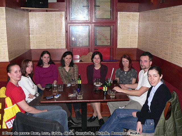 Stretko v BA, 15. apríla 2005 - Tu sme vsetci.