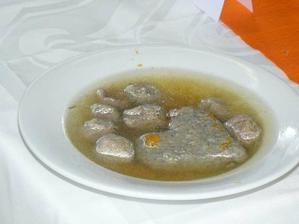 polévka, krásná a vynikající