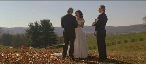 Podle mě idylka...svatba snů...tak bych si to hrozně moc přála, někde v přírodě, klidu, jen my dva :-)